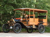 Ford Model T Depot Hack 1912 wallpapers