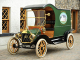 Ford Model T Delivery Car 1912 wallpapers