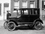 Ford Model T Tudor Sedan 1923–25 wallpapers