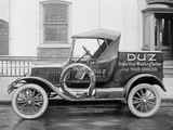 Ford Model T Runabout Pickup 1925 wallpapers
