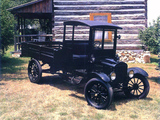 Pictures of Ford Model TT Truck 1921