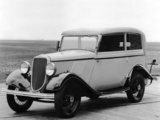 Ford Model Y 2-door Saloon 1932–37 wallpapers