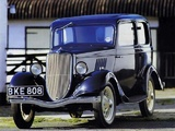 Ford Model Y Long Rad Tudor Saloon 1933–37 wallpapers