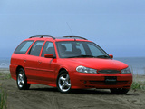 Ford Mondeo Turnier JP-spec 1996–2000 images