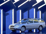 Ford Mondeo Turnier UK-spec 1996–2000 images