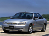Ford Mondeo Sedan JP-spec 1996–2000 pictures
