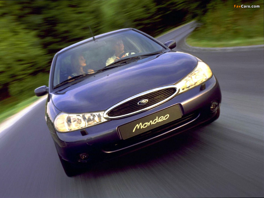 Технические характеристики Ford Mondeo / Форд Мондео ...