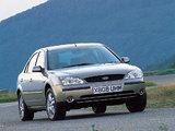 Ford Mondeo Sedan UK-spec 2000–04 images