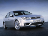 Ford Mondeo ST220 Sedan 2002–04 wallpapers