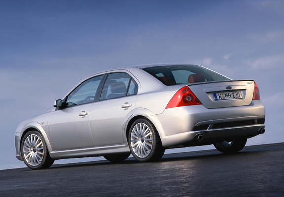 Ford Mondeo St220 Sedan 200204 Wallpapers