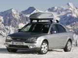 Ford Mondeo Hatchback 2004–07 images