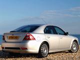 Ford Mondeo ST Hatchback UK-spec 2004–07 images