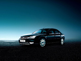 Ford Mondeo Sedan UK-spec 2004–07 images