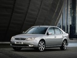 Ford Mondeo Hatchback 2004–07 pictures