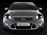 Ford Mondeo Concept 2006 photos