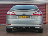 Ford Mondeo Hatchback UK-spec 2007–10 images