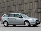 Ford Mondeo Turnier 2007–10 pictures