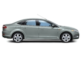 Ford Mondeo Sedan 2007–10 pictures