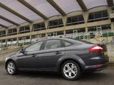 Ford Mondeo Hatchback UK-spec 2007–10 pictures