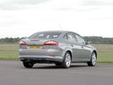 Ford Mondeo Sedan UK-spec 2007–10 pictures