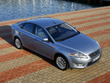 Ford Mondeo Hatchback 2007–10 pictures
