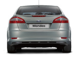 Ford Mondeo Hatchback 2007–10 wallpapers