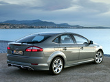 Ford Mondeo Titanium S Hatchback 2008–10 photos