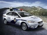 Ford Mondeo Sedan Police CN-spec 2008–10 photos