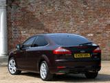 Ford Mondeo Titanium X 2.2 TDCi UK-spec 2008–10 photos