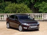 Ford Mondeo Titanium X 2.2 TDCi UK-spec 2008–10 pictures