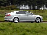 Ford Mondeo Titanium X Sport UK-spec 2008–10 pictures