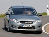 Ford Mondeo Titanium S Hatchback 2008–10 wallpapers