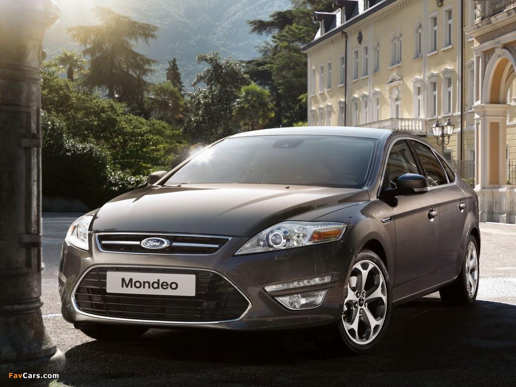 картинки форд мондео 4 #11