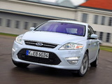 Ford Mondeo Sedan 2010 images