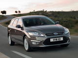 Ford Mondeo Turnier 2010–13 images