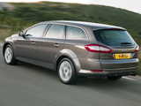 Ford Mondeo Turnier 2010–13 pictures