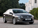 Ford Mondeo Sedan 2010 pictures