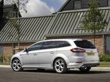 Ford Mondeo Titanium X Turnier UK-spec 2010 pictures