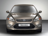 Ford Mondeo Hatchback 2010–13 pictures