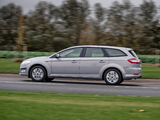 Ford Mondeo Turnier UK-spec 2010 pictures