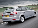 Ford Mondeo Turnier UK-spec 2010 wallpapers
