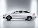 Ford Mondeo Hybrid Sedan 2013 images