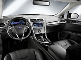 Ford Mondeo Hatchback 2013 images