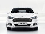 Ford Mondeo Sedan CN-spec 2013 photos