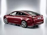 Ford Mondeo Hatchback 2013 photos