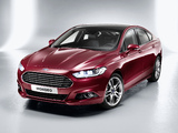 Ford Mondeo Hatchback 2013 pictures