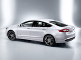 Ford Mondeo Hybrid Sedan 2013 pictures