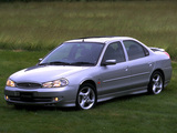 Images of Ford Mondeo Sedan JP-spec 1996–2000