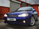 Images of Ford Mondeo ST200 Sedan 1999–2000