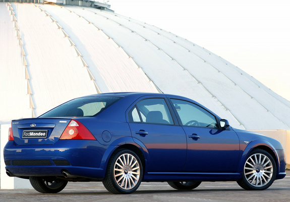 Images Of Ford Mondeo St220 Sedan Za Spec 200407